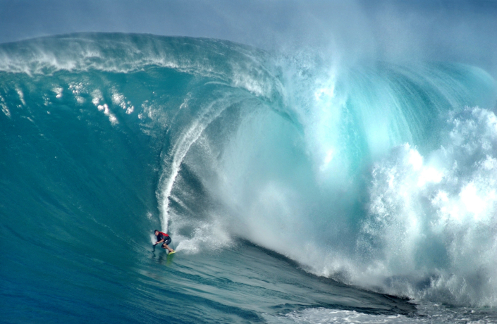 Jaws (Peahi) Maui by Maui Photographer Matthew Thayer