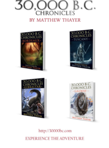 Matthew Thayer Publication